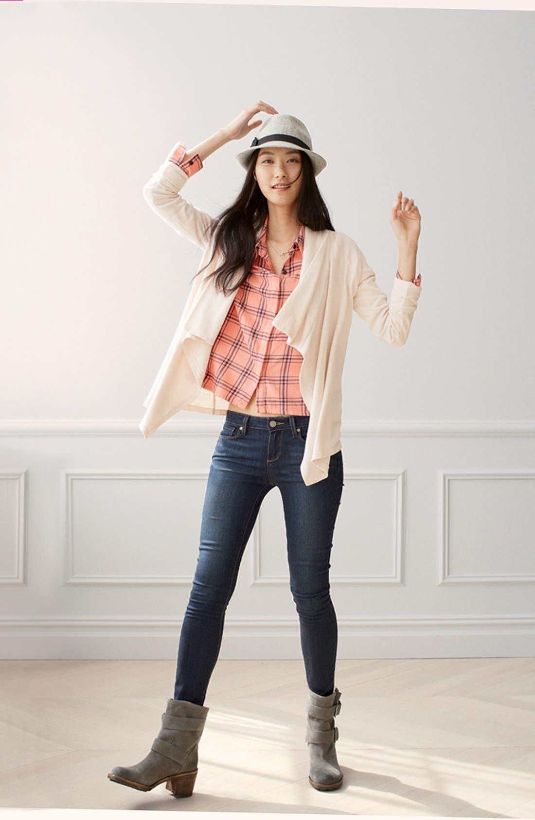Alternate Image 6  - Splendid 'Aston' Flannel Shirt