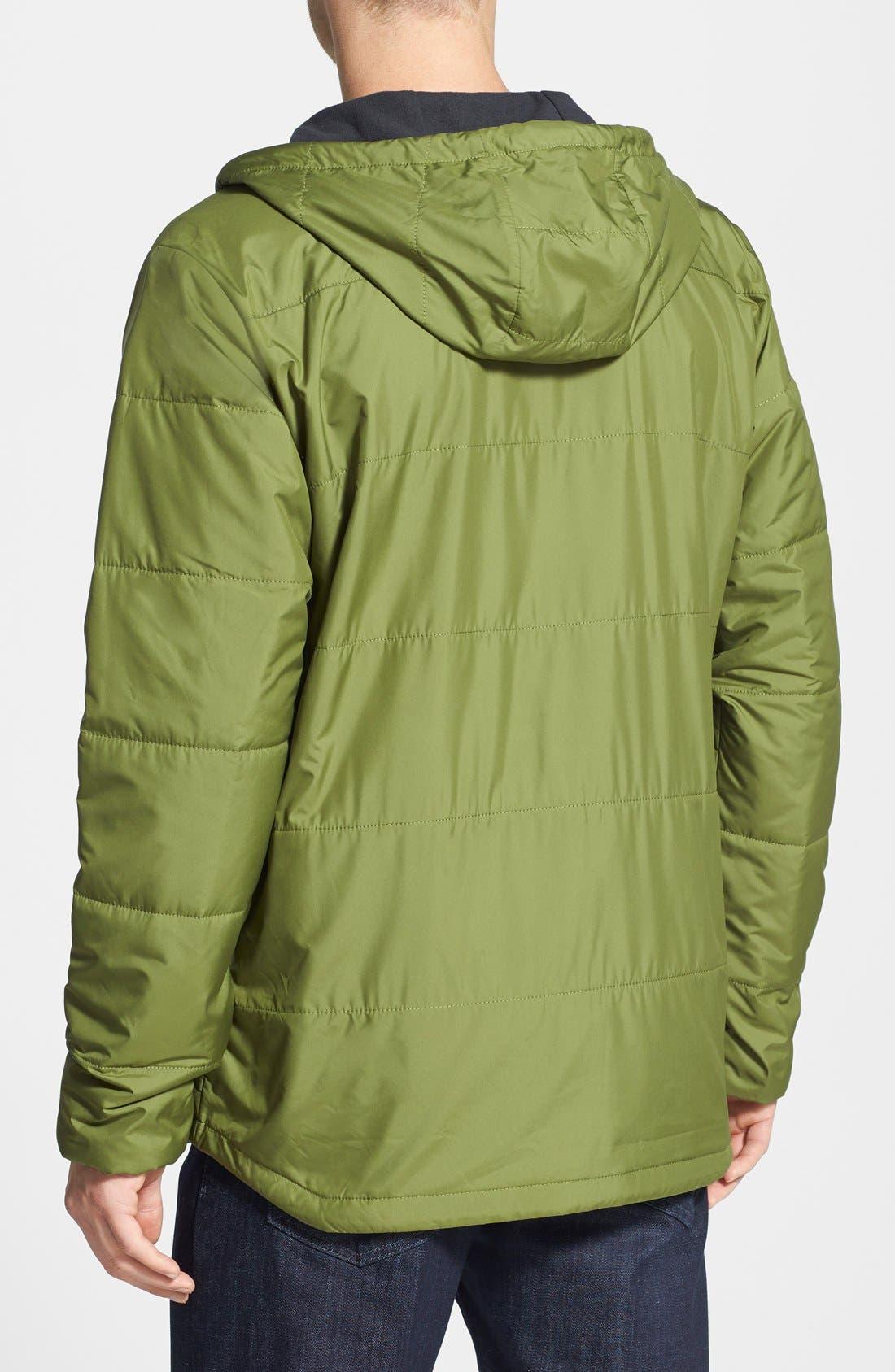 Alternate Image 2  - The North Face 'Meeks' Water Resistant Heatseeker Insulated Jacket