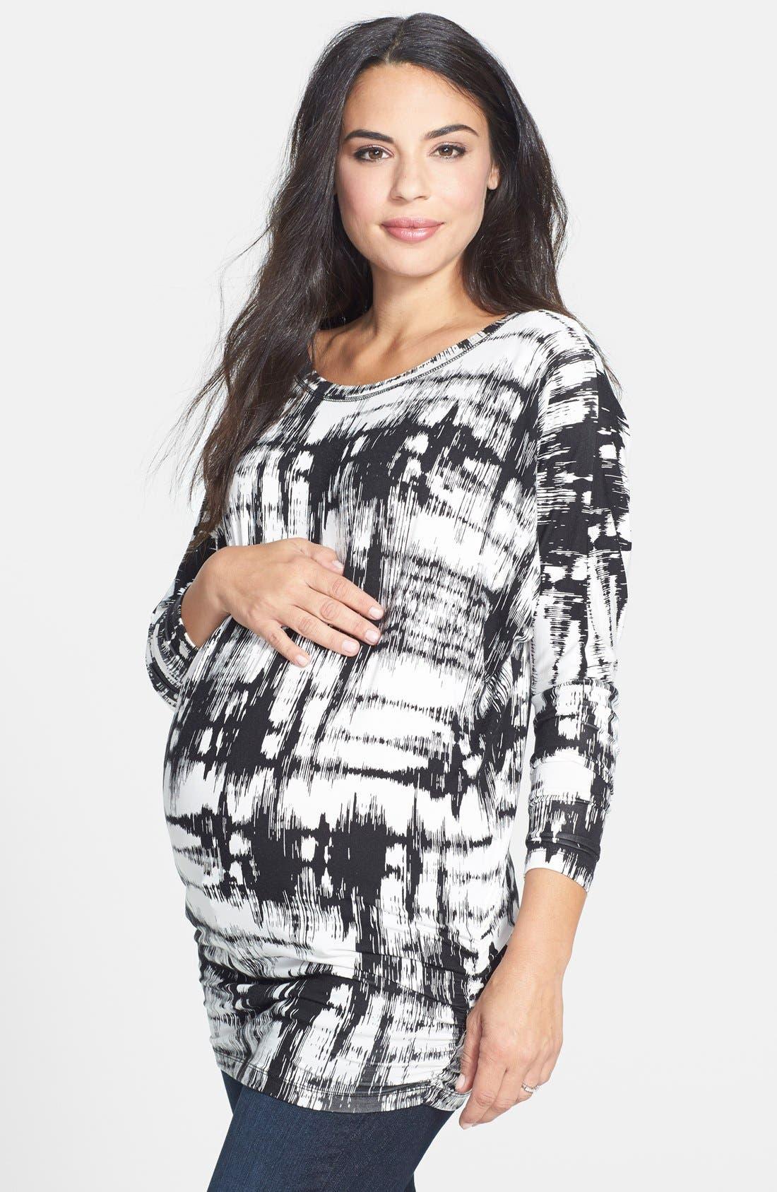 Main Image - Tart Maternity 'Zofia' Maternity Top