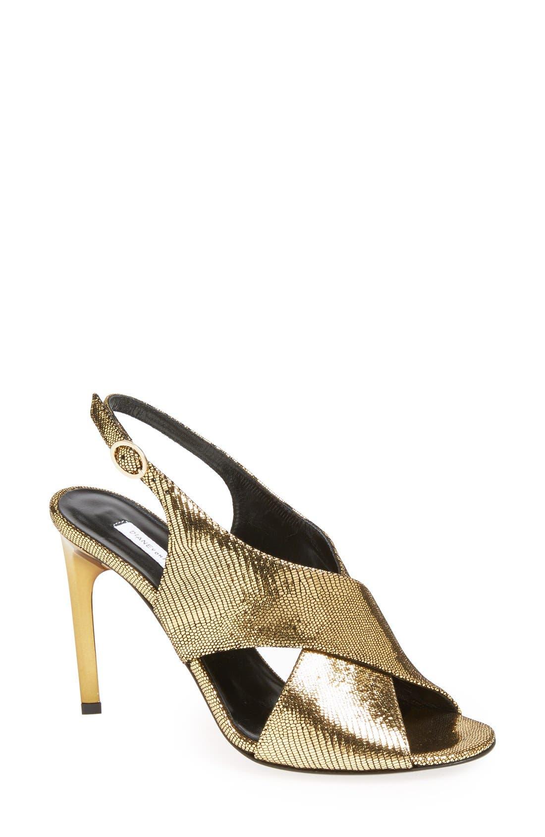 Alternate Image 1 Selected - Diane von Furstenberg 'Vick' Sandal (Women)
