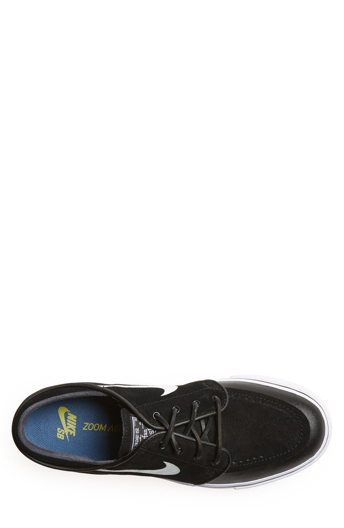 Alternate Image 3  - Nike 'Zoom - Stefan Janoski Premium SE SB' Skate Shoe (Men)