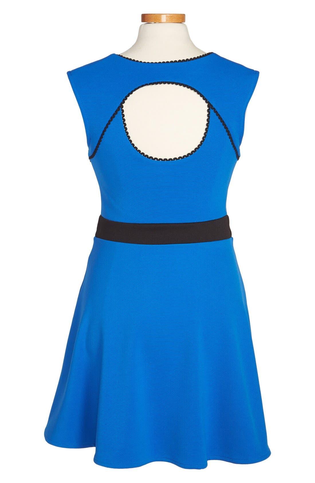 Alternate Image 2  - Sally Miller 'Chloe' Dress (Big Girls)