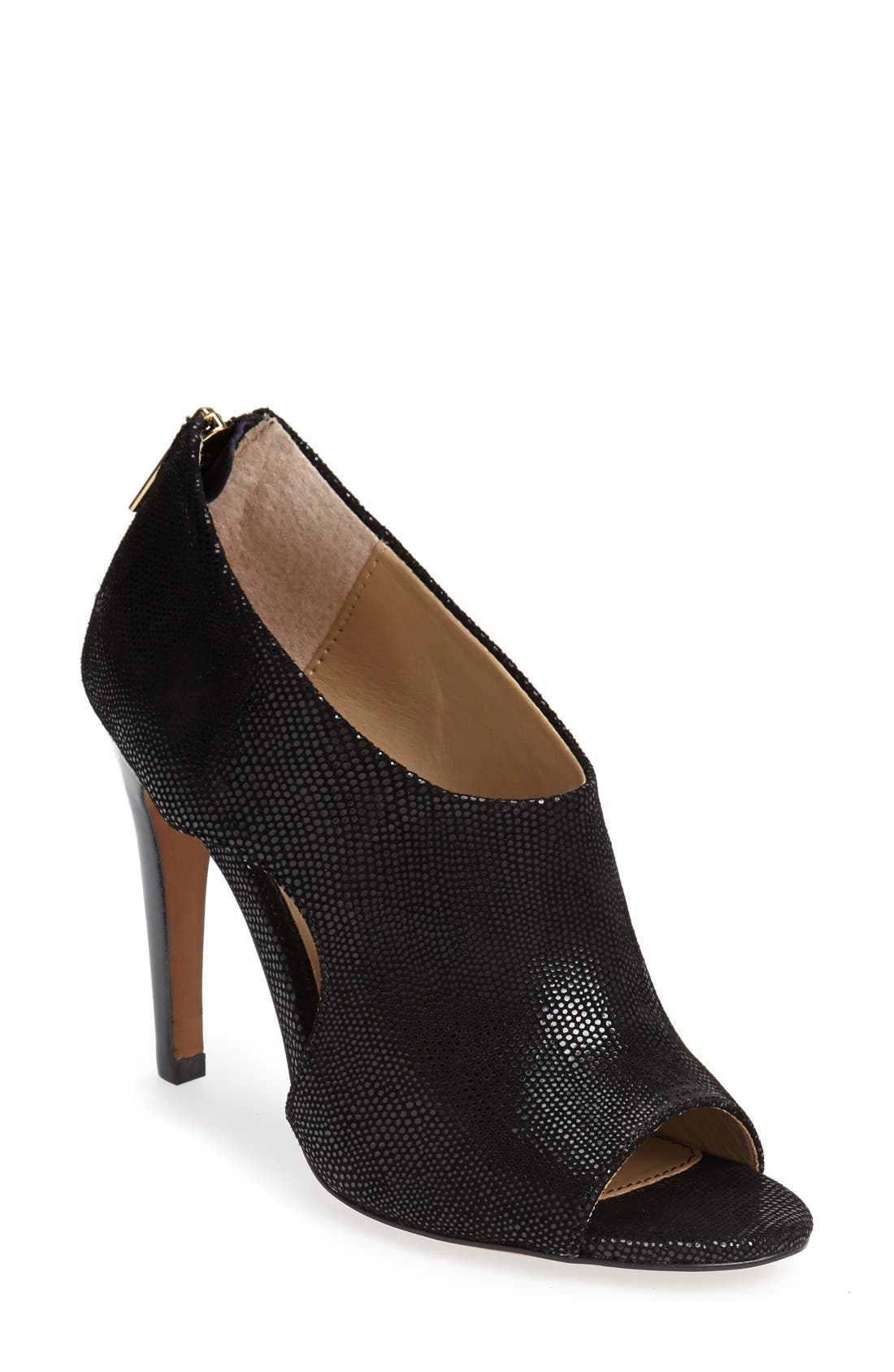 Alternate Image 1 Selected - Isolá 'Baden' Cutout Bootie (Women)