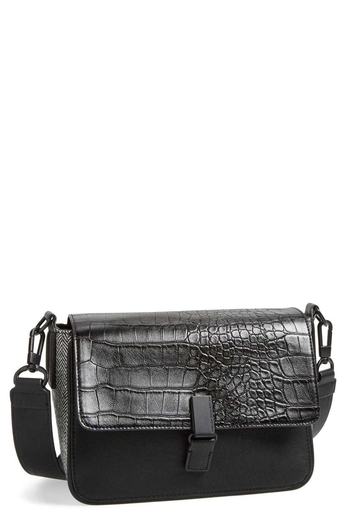 Alternate Image 1 Selected - French Connection 'She's a Lady' Shoulder Bag