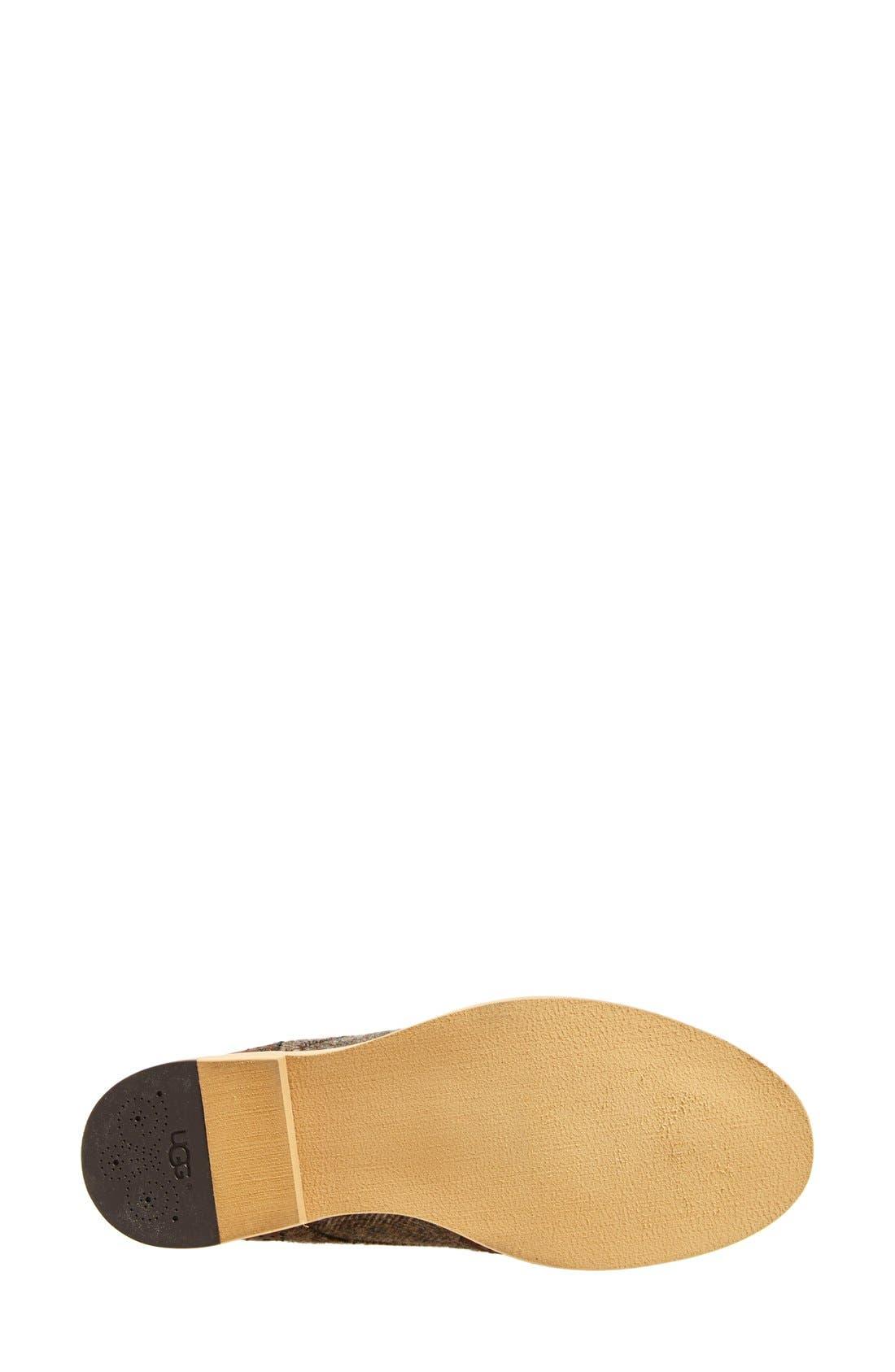 Alternate Image 4  - UGG® Australia 'Kioni' Tweed Boot (Women)
