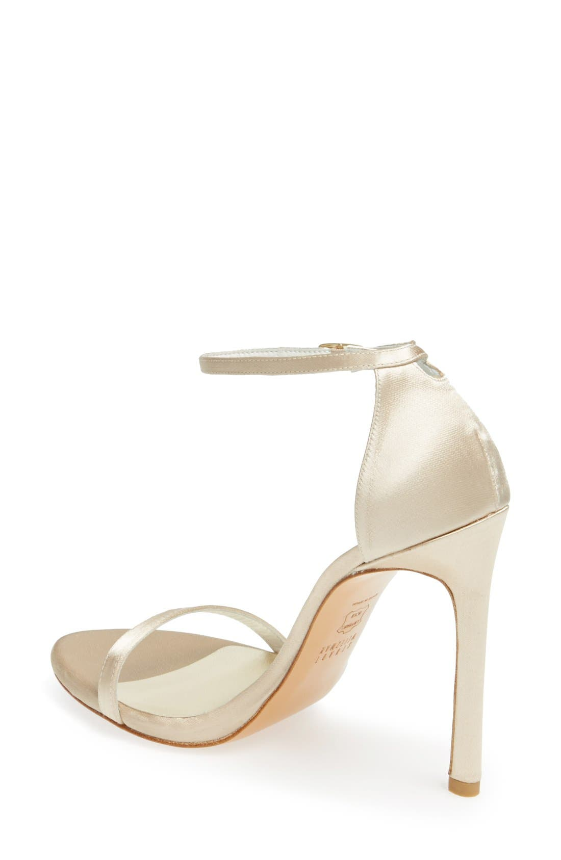 Alternate Image 2  - Stuart Weitzman 'Nudist' Sandal (Women)