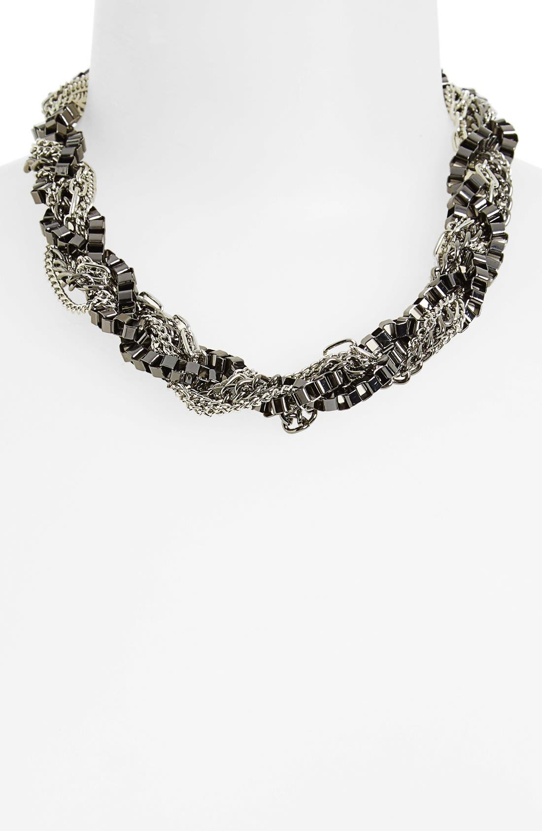Main Image - Bonnie Jonas Mixed Chain Necklace