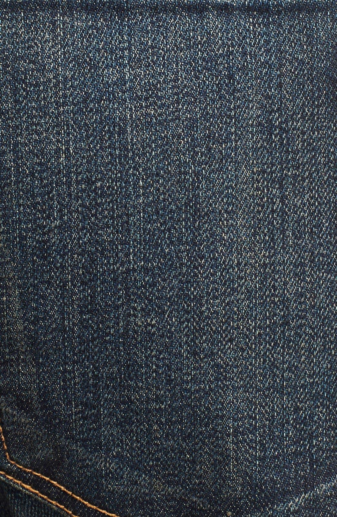Alternate Image 3  - rag & bone/JEAN Boyfriend Jeans (Mateos)