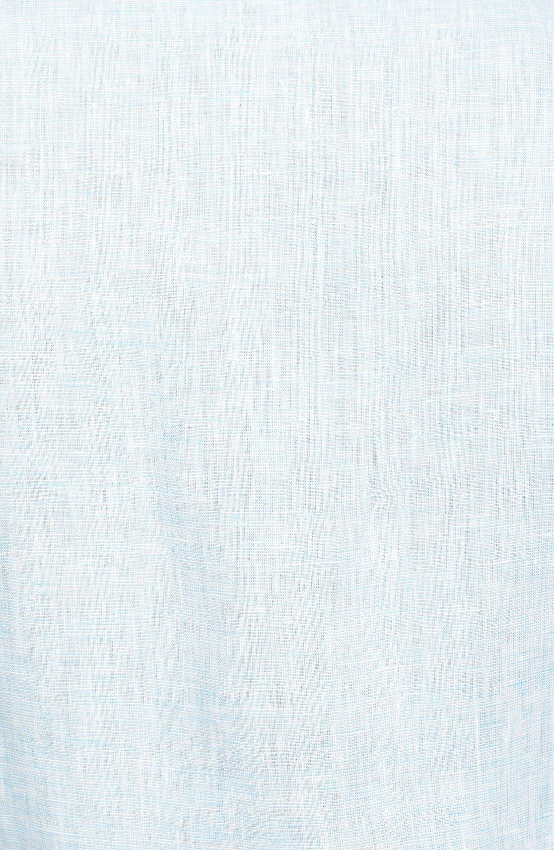Alternate Image 3  - Orlebar Brown 'Morton' Linen Shirt
