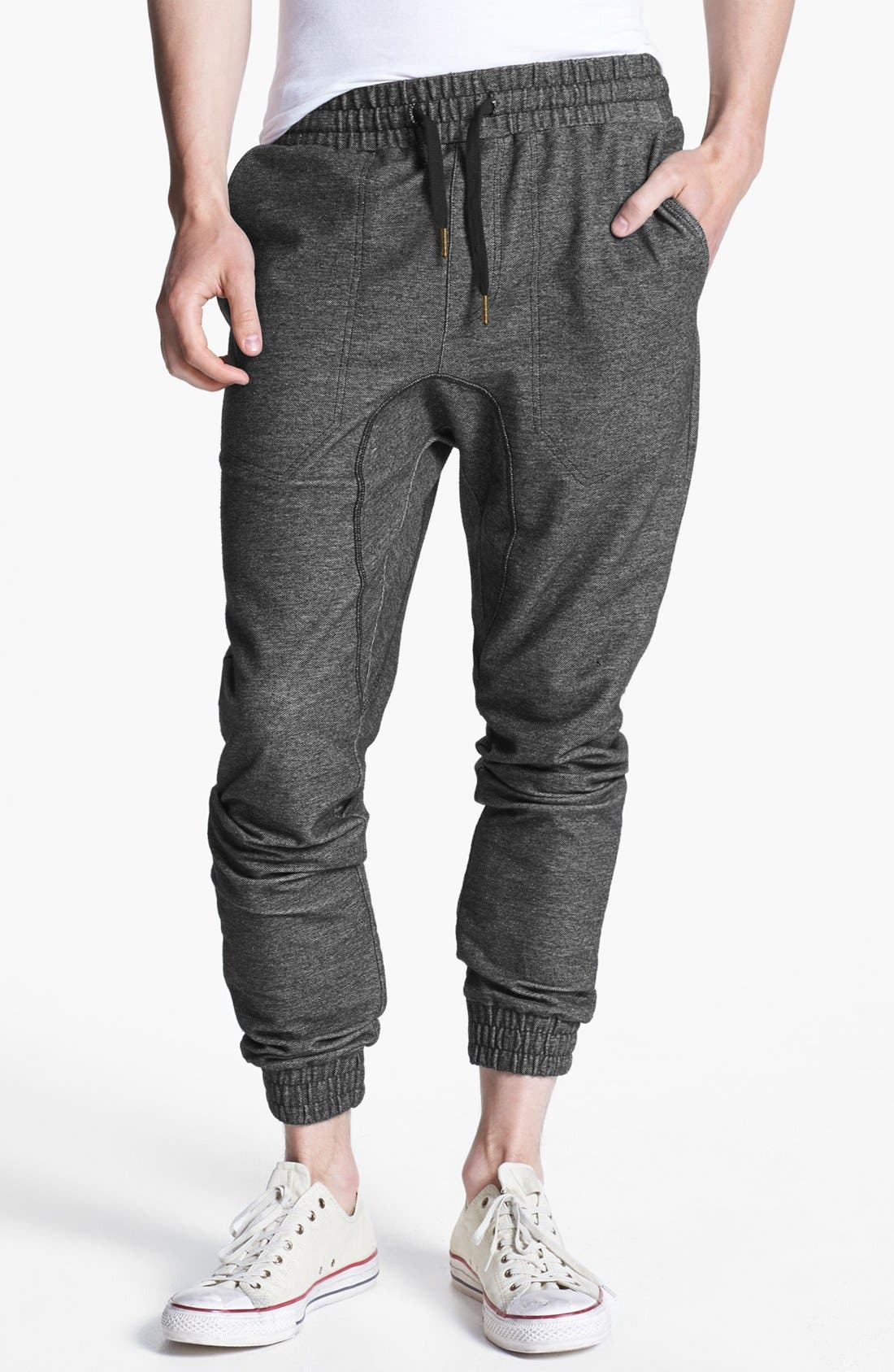 Alternate Image 1 Selected - ZANEROBE 'Slapshot' Slim Tapered Leg Jogger Pants