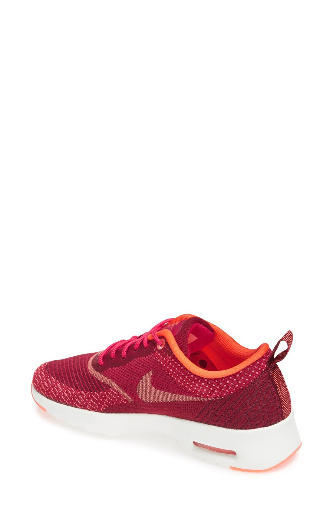 Alternate Image 2  - Nike 'Air Max Thea' Jacquard Sneaker (Women)