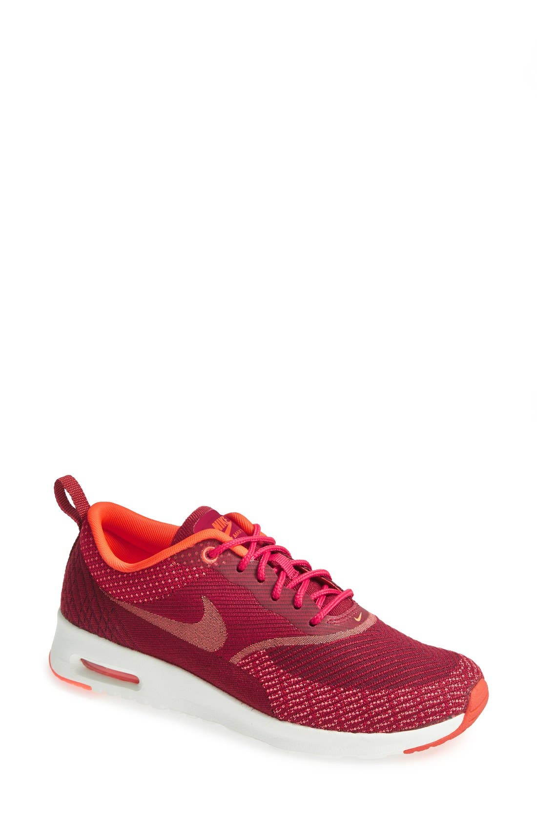 Alternate Image 1 Selected - Nike 'Air Max Thea' Jacquard Sneaker (Women)