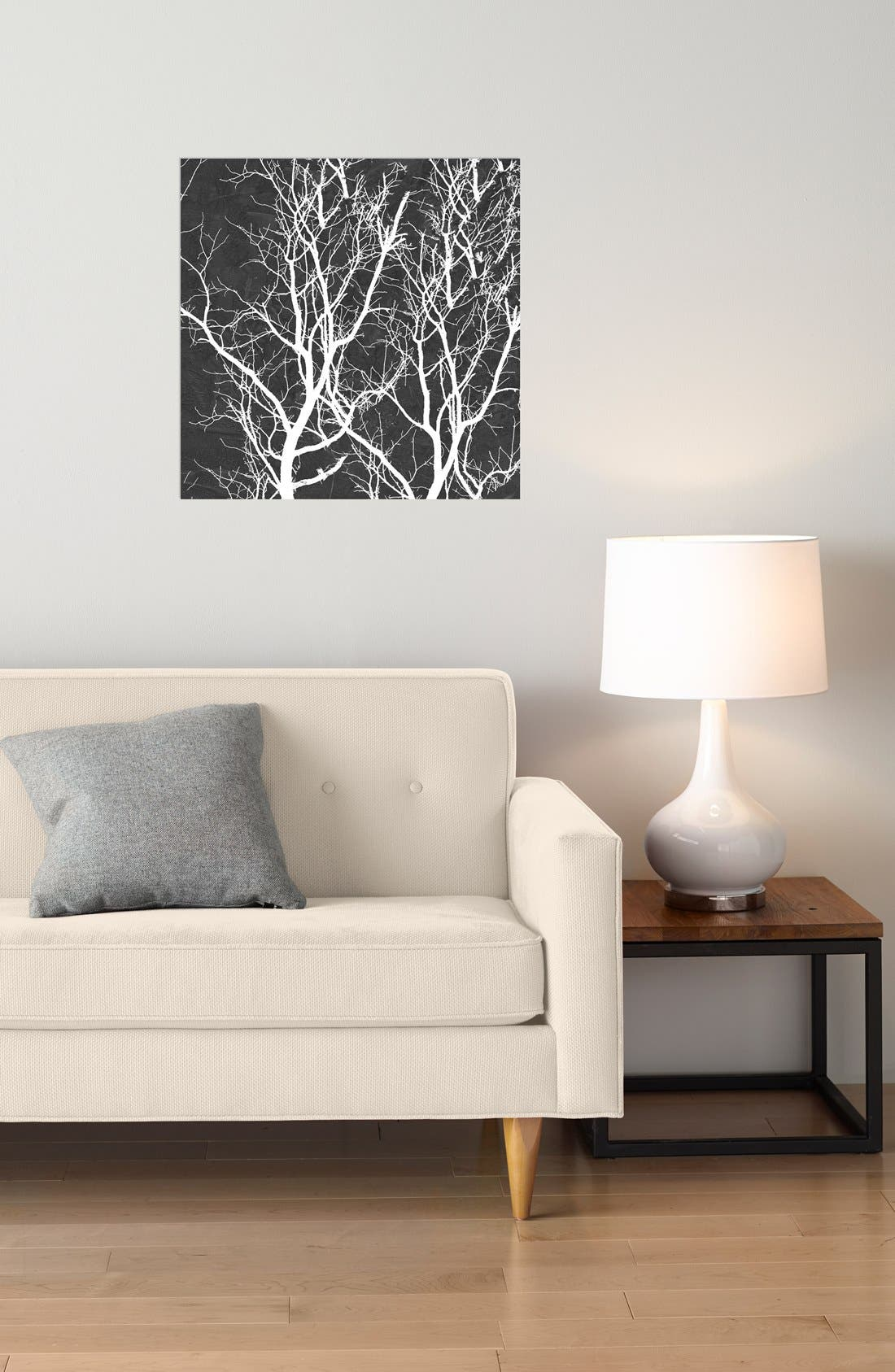 Alternate Image 3  - Green Leaf Art 'Light Forest' Wall Art