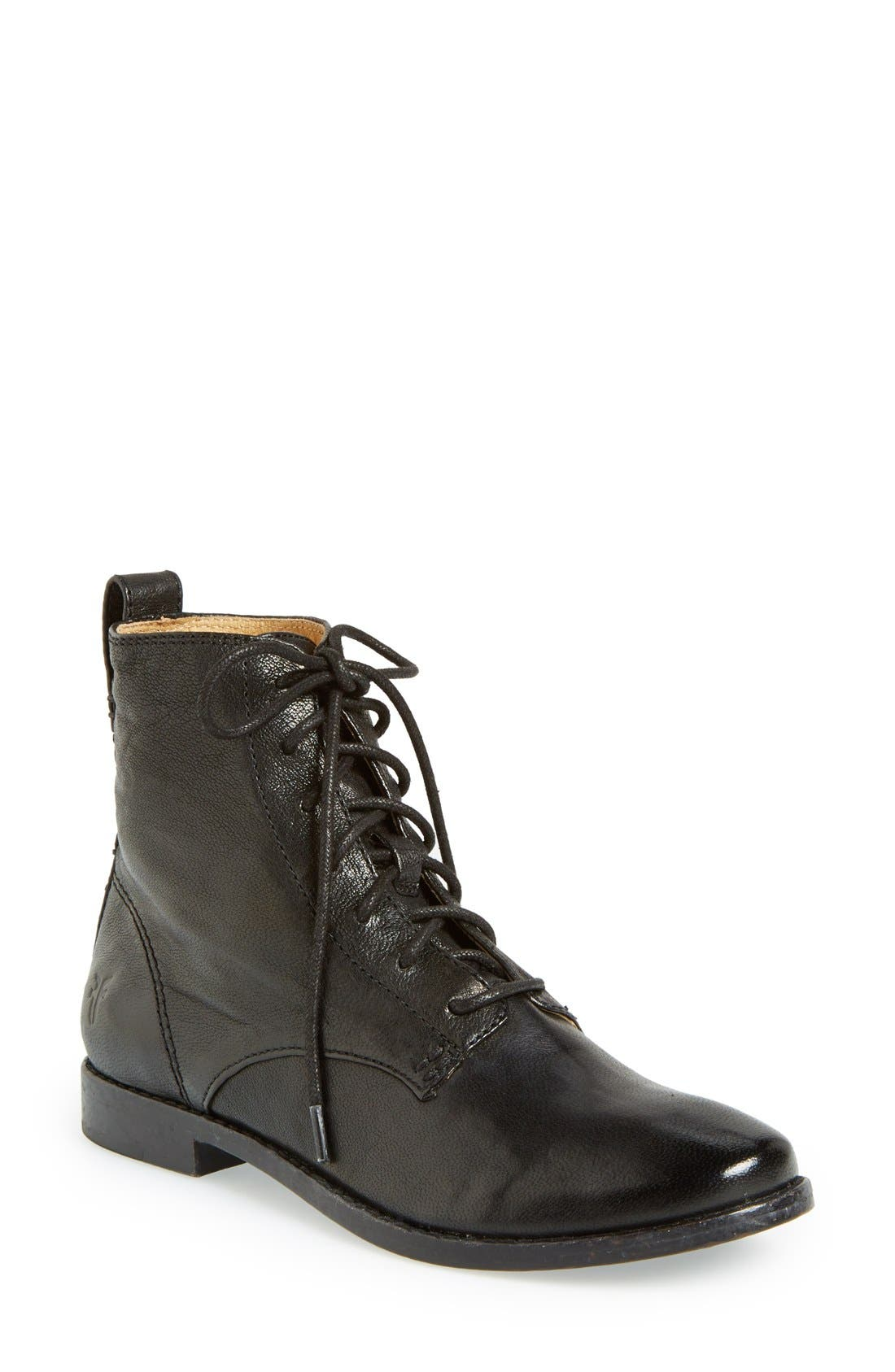 Alternate Image 1 Selected - Frye 'Anna' Lace-Up Boot (Women)