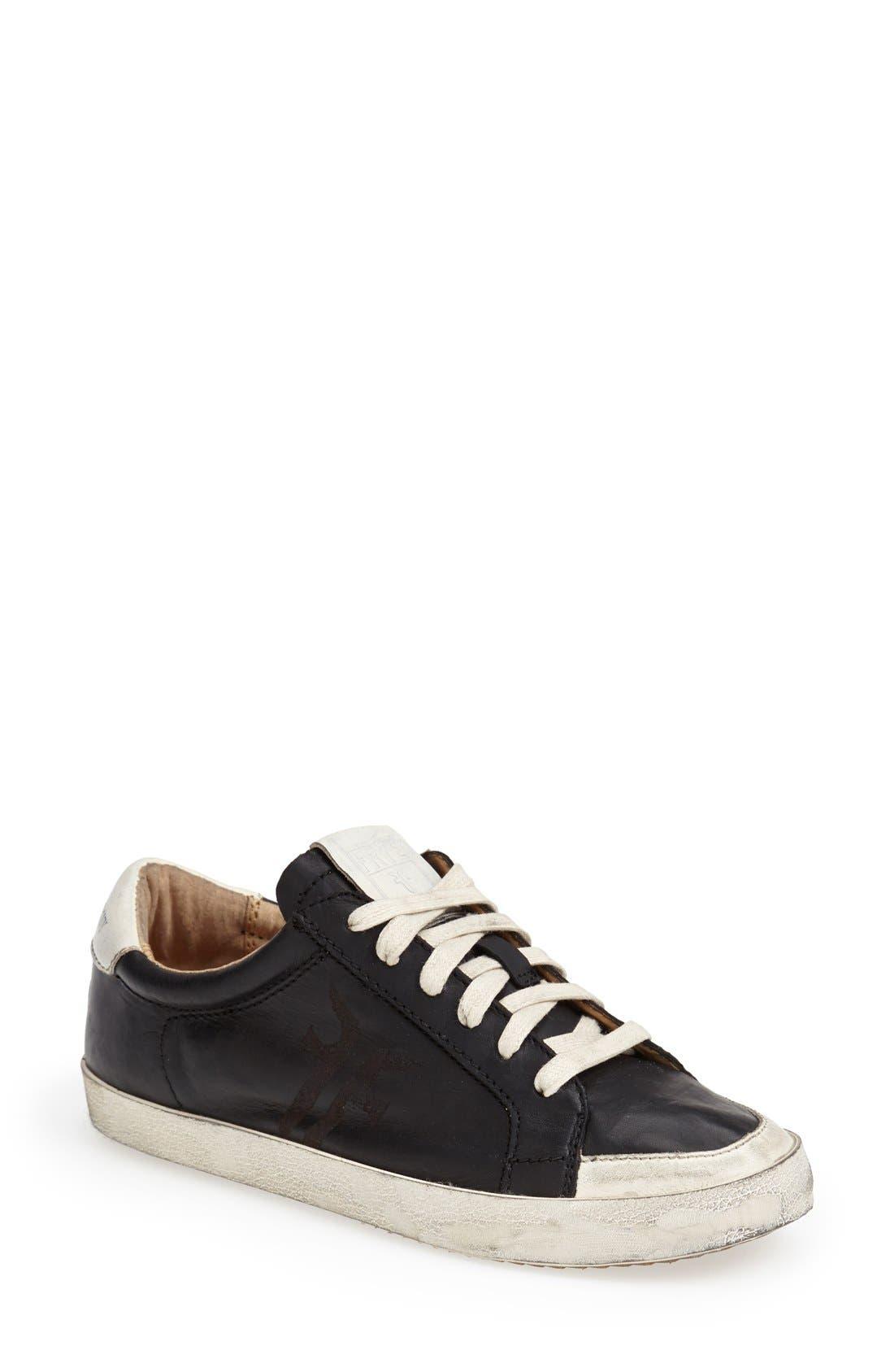 Main Image - Frye 'Dylan' Leather Sneaker (Women)