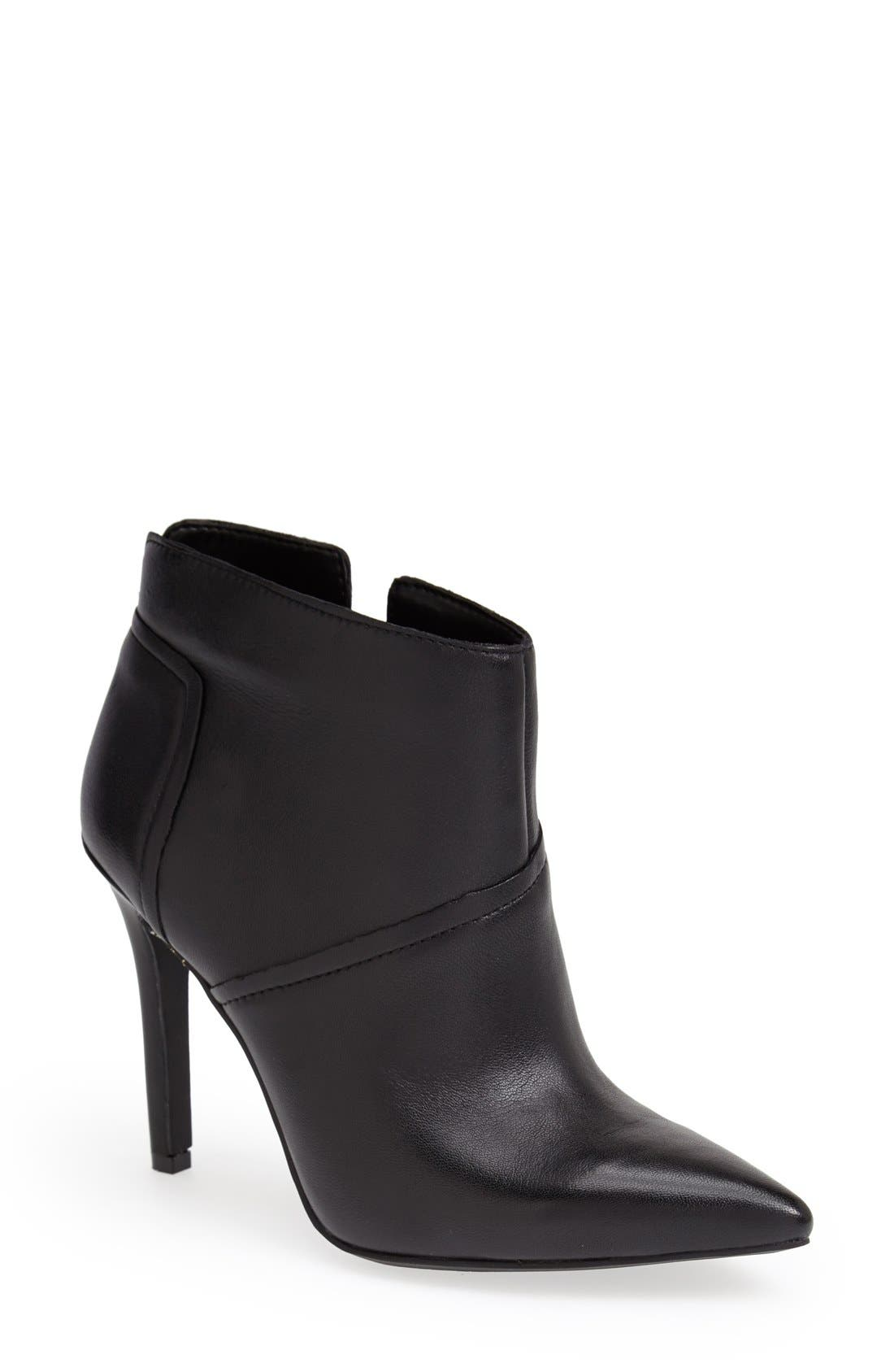 Alternate Image 1 Selected - Jessica Simpson 'Coolen' Pointy Toe Bootie (Women)