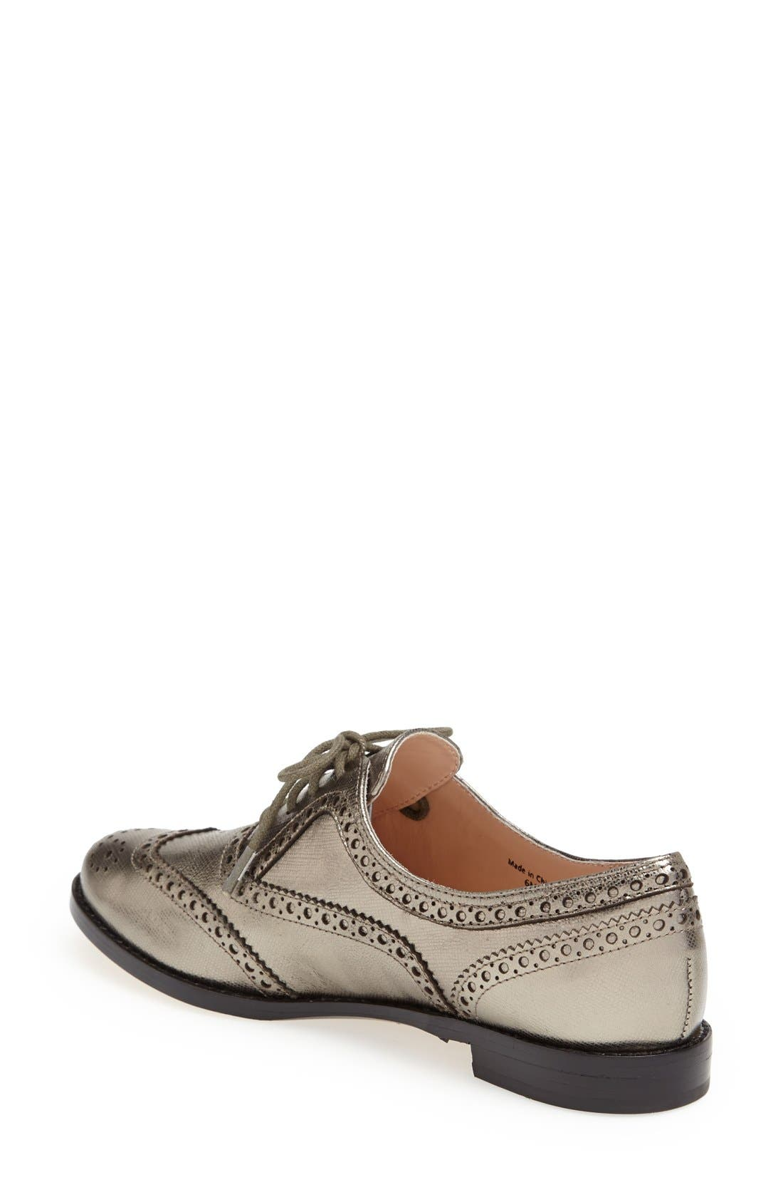 Alternate Image 2  - kate spade new york 'pella' flat (Women)