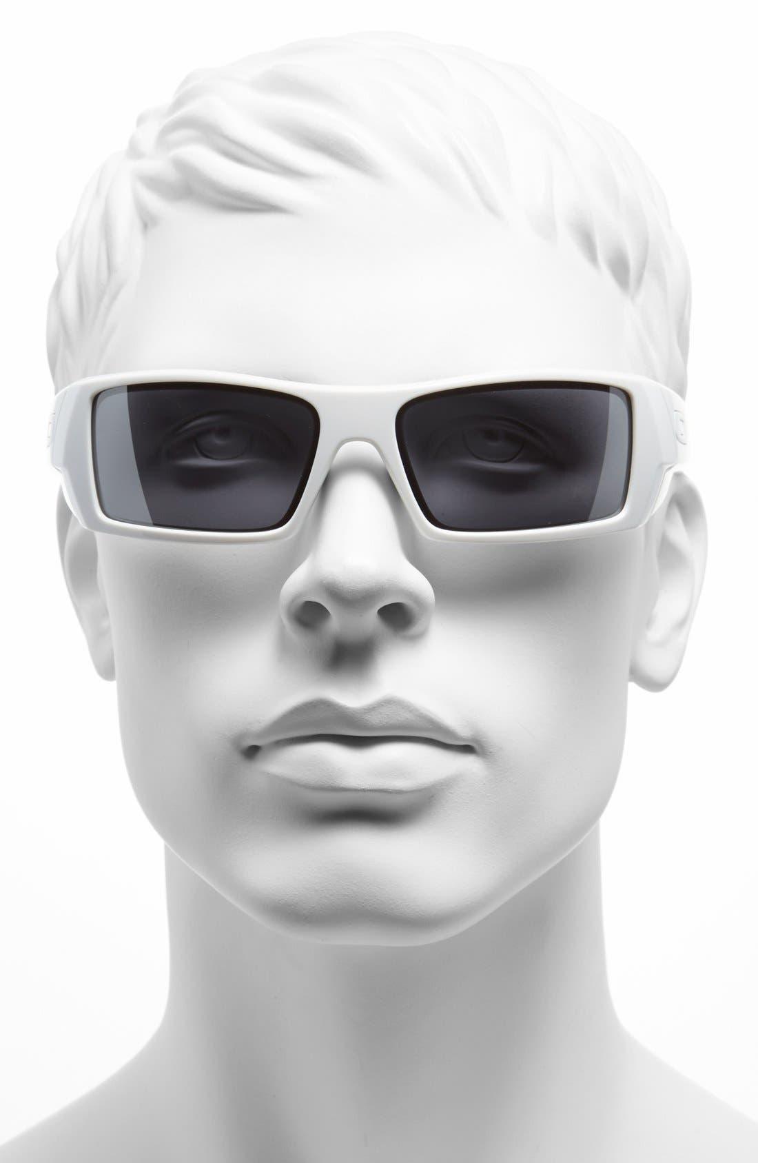 Alternate Image 2  - Oakley 'Gascan' 60mm Sunglasses