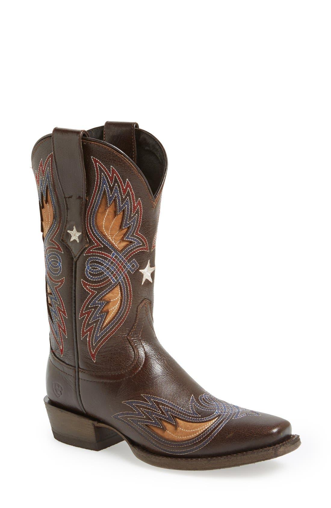 Main Image - Ariat 'Valencia' Western Boot (Women)