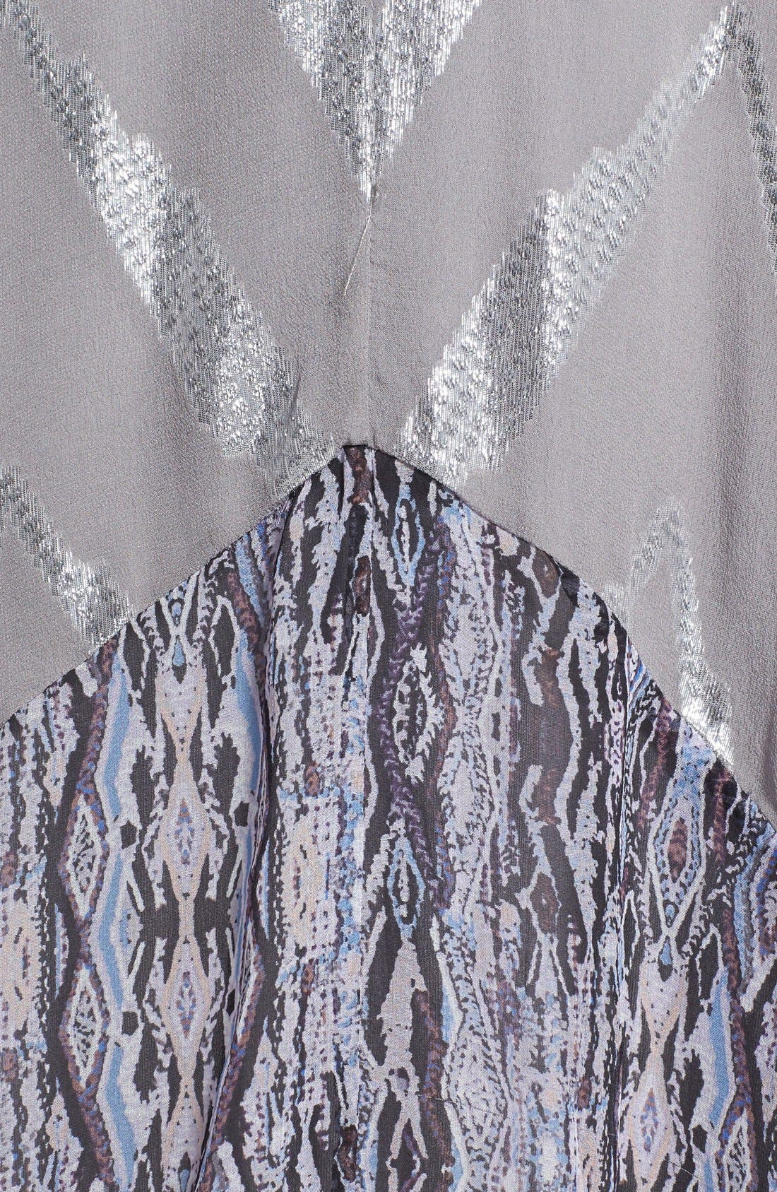 Alternate Image 3  - Ella Moss 'Renaissance' Maxi Dress