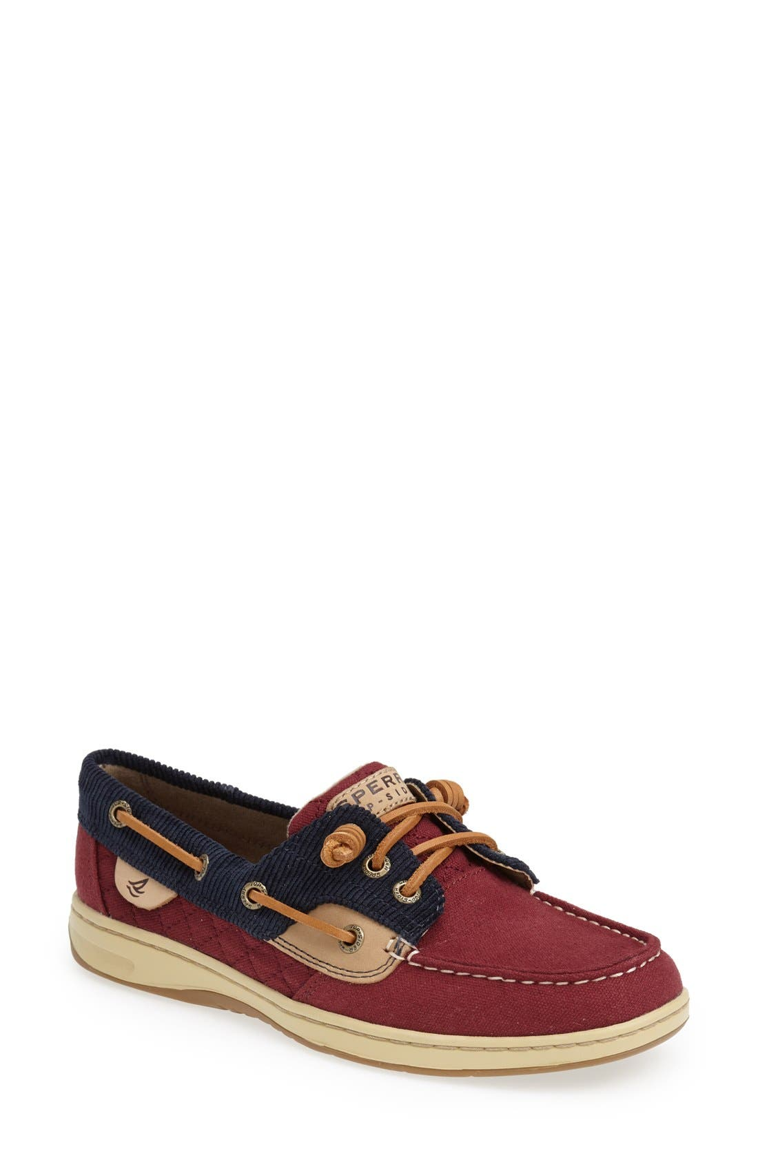 Alternate Image 1 Selected - Sperry 'Ivyfish' Boat Shoe (Women)