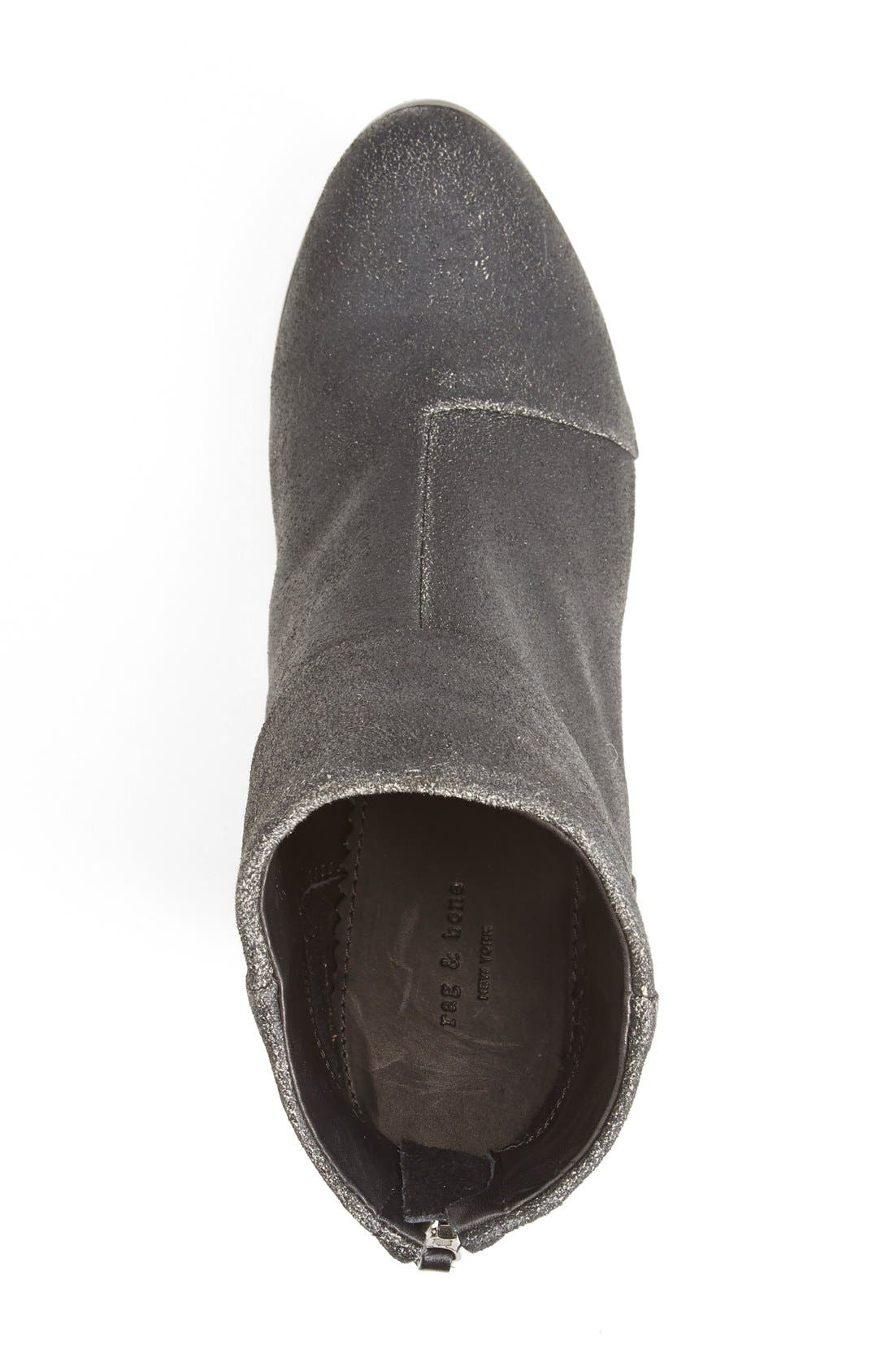 Alternate Image 6  - rag & bone 'Newbury' Bootie (Women)