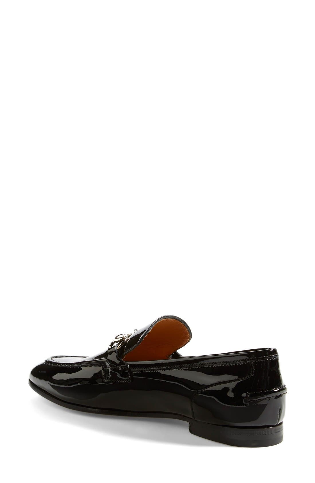 Alternate Image 2  - Gucci 'New Power' Patent Leather Loafer