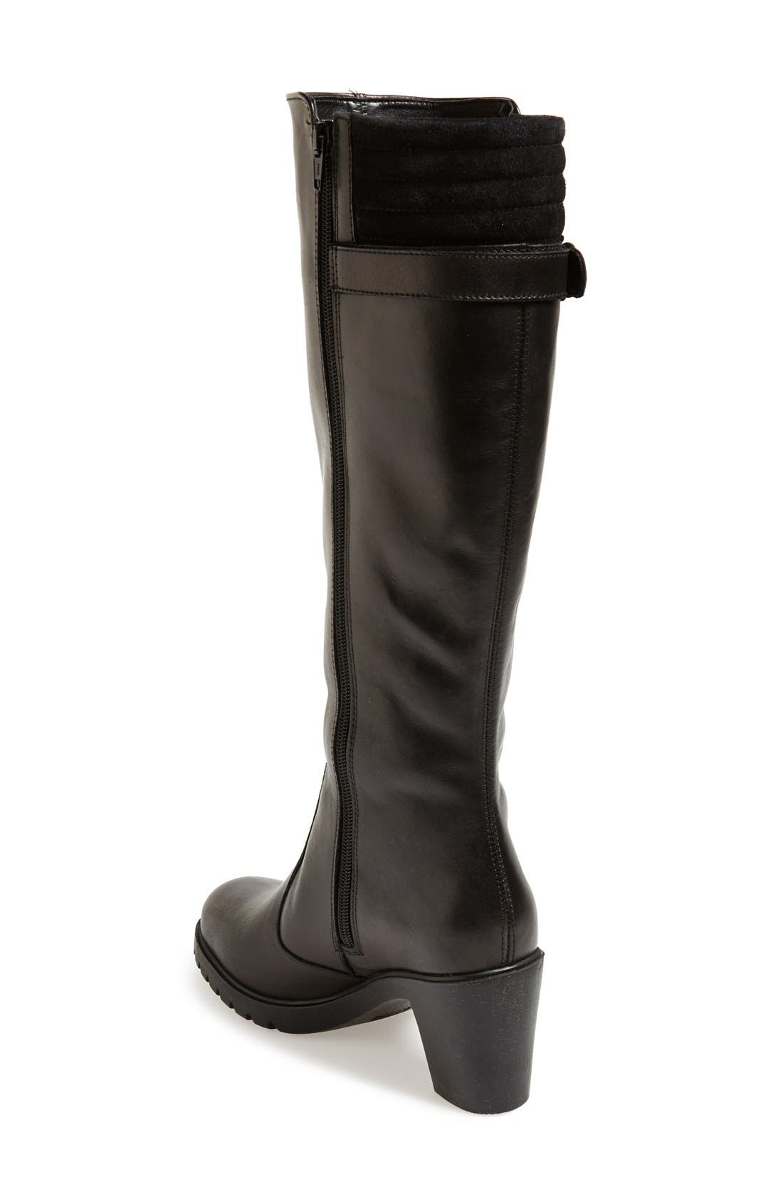 Alternate Image 2  - The FLEXX 'One Trick Pony' Leather Tall Boot (Women)