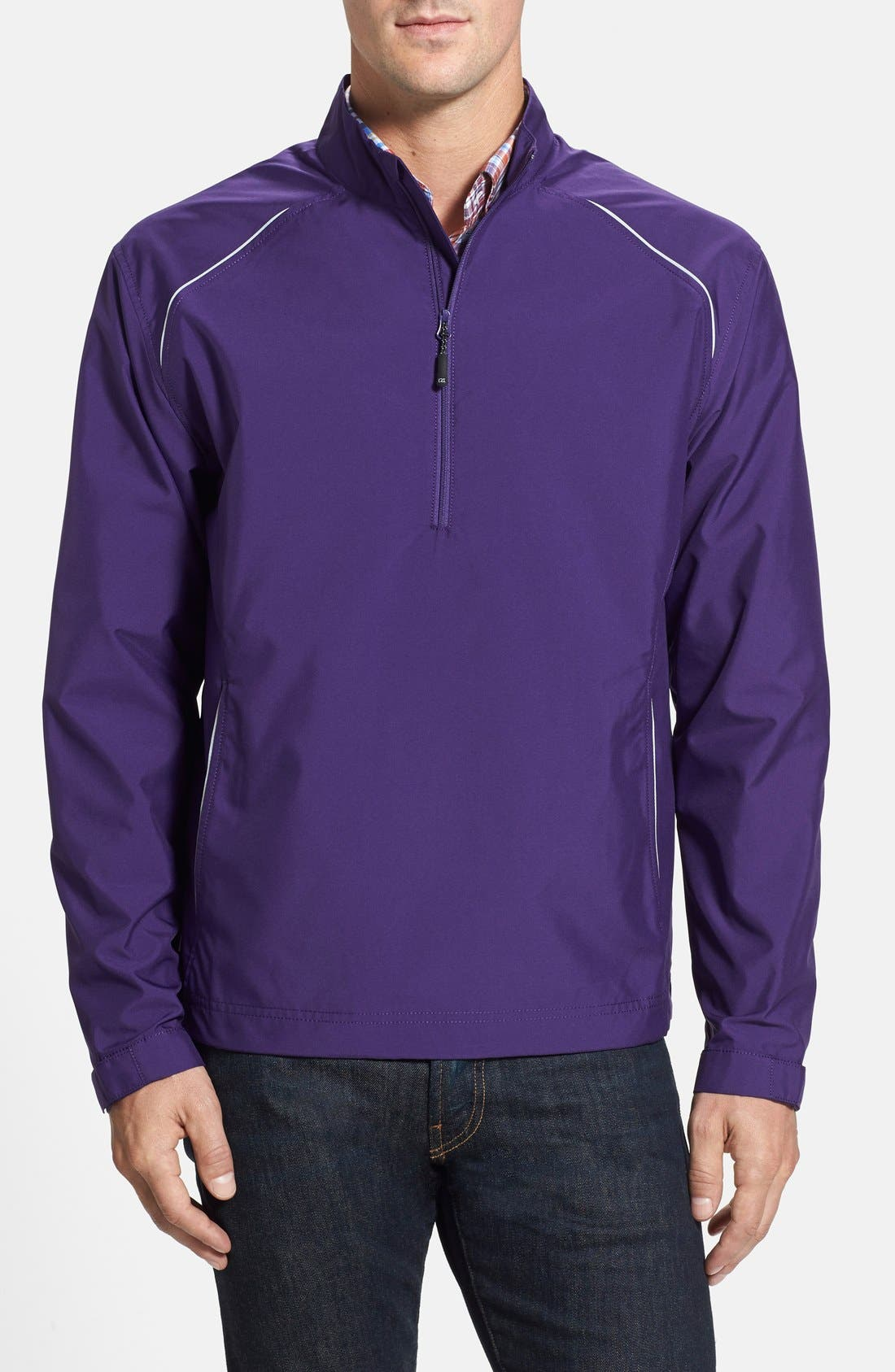 Alternate Image 1 Selected - Cutter & Buck 'Beacon' WeatherTec Wind & Water Resistant Jacket