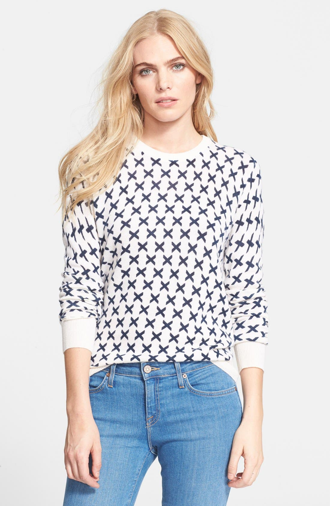 Main Image - Equipment 'Shane' Crewneck Cashmere Sweater