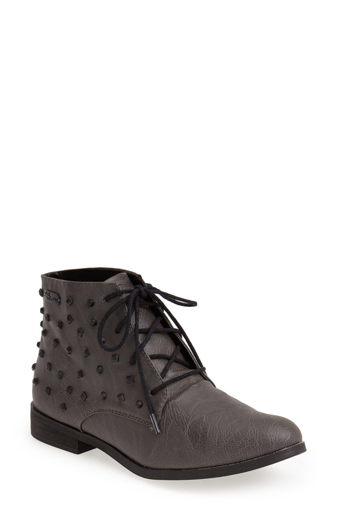 Alternate Image 1 Selected - Volcom 'Exhibition' Lace-Up Bootie (Women)