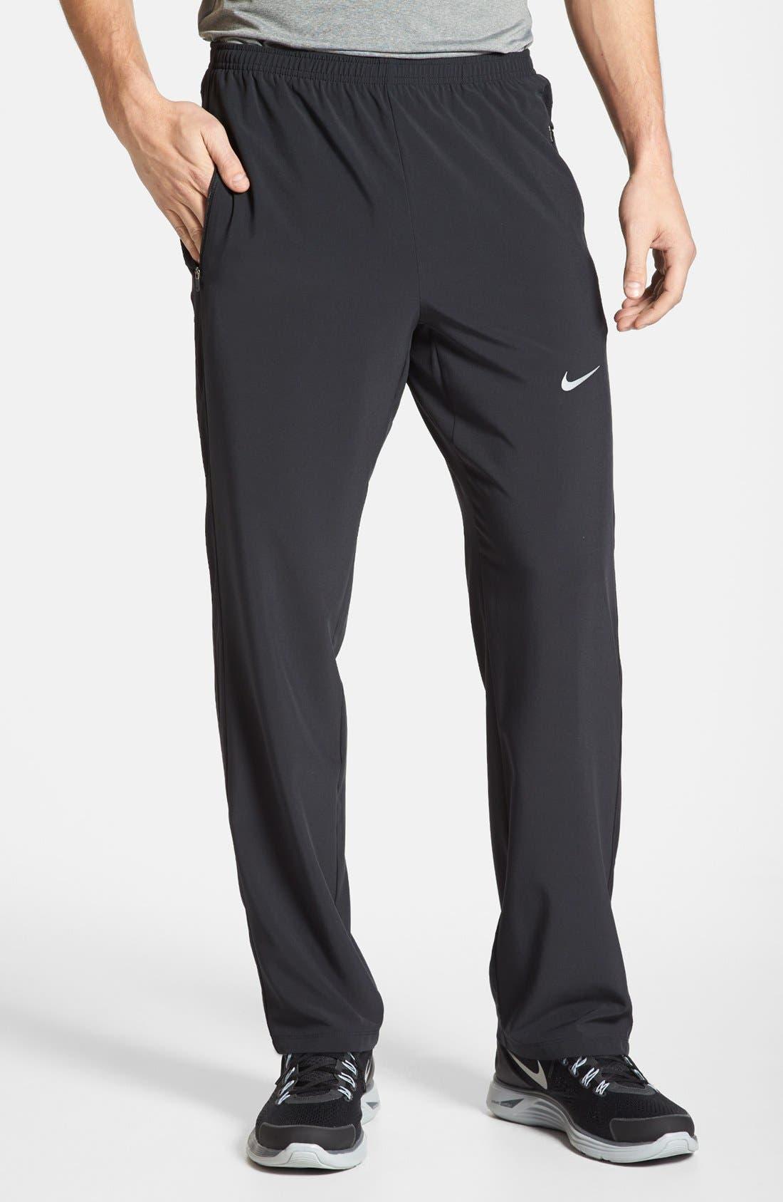 Main Image - Nike 'Dri-FIT SW' Stretch Woven Pants