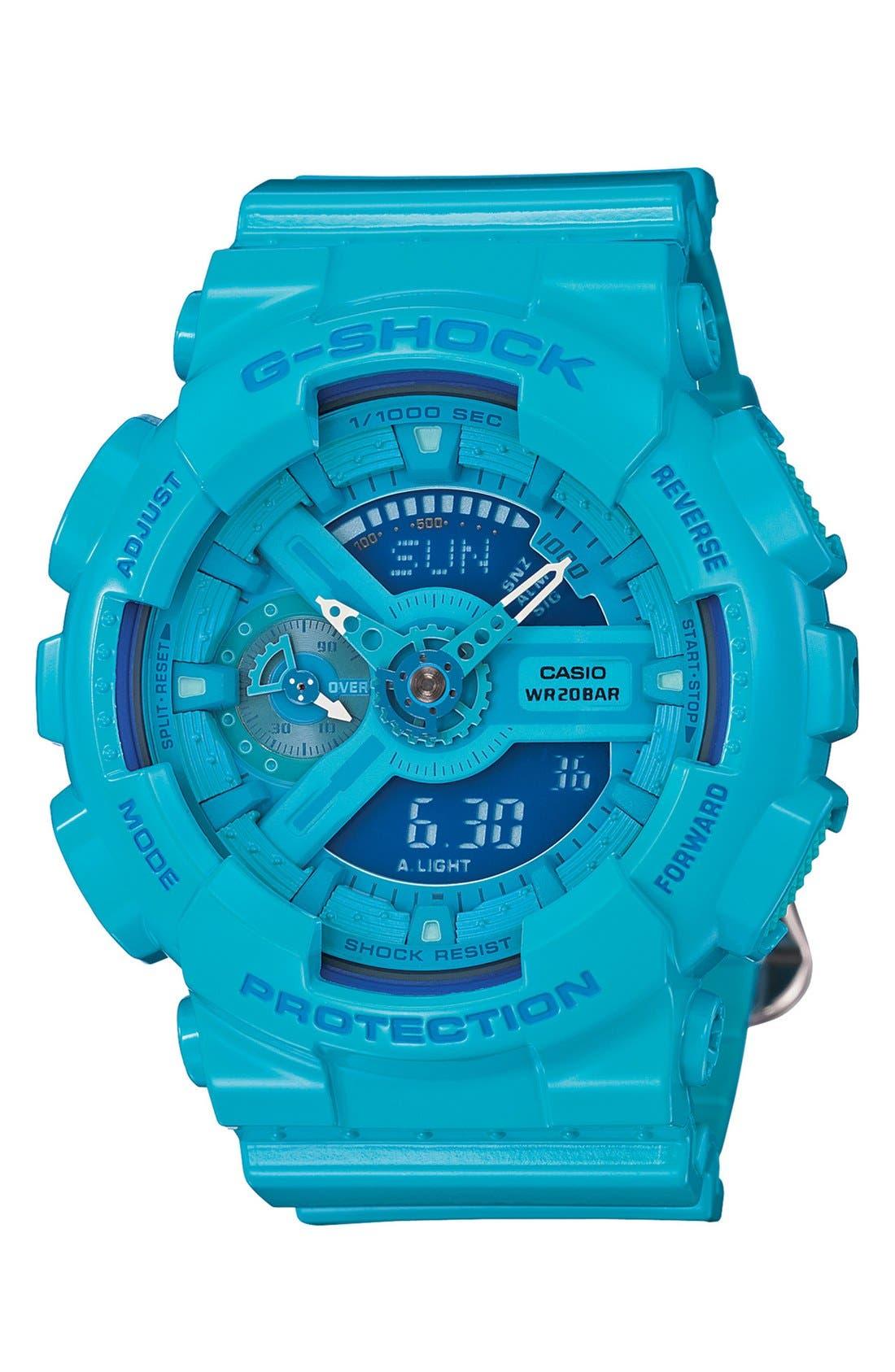 Alternate Image 1 Selected - G-Shock Ana-Digi Watch, 46mm x 41mm