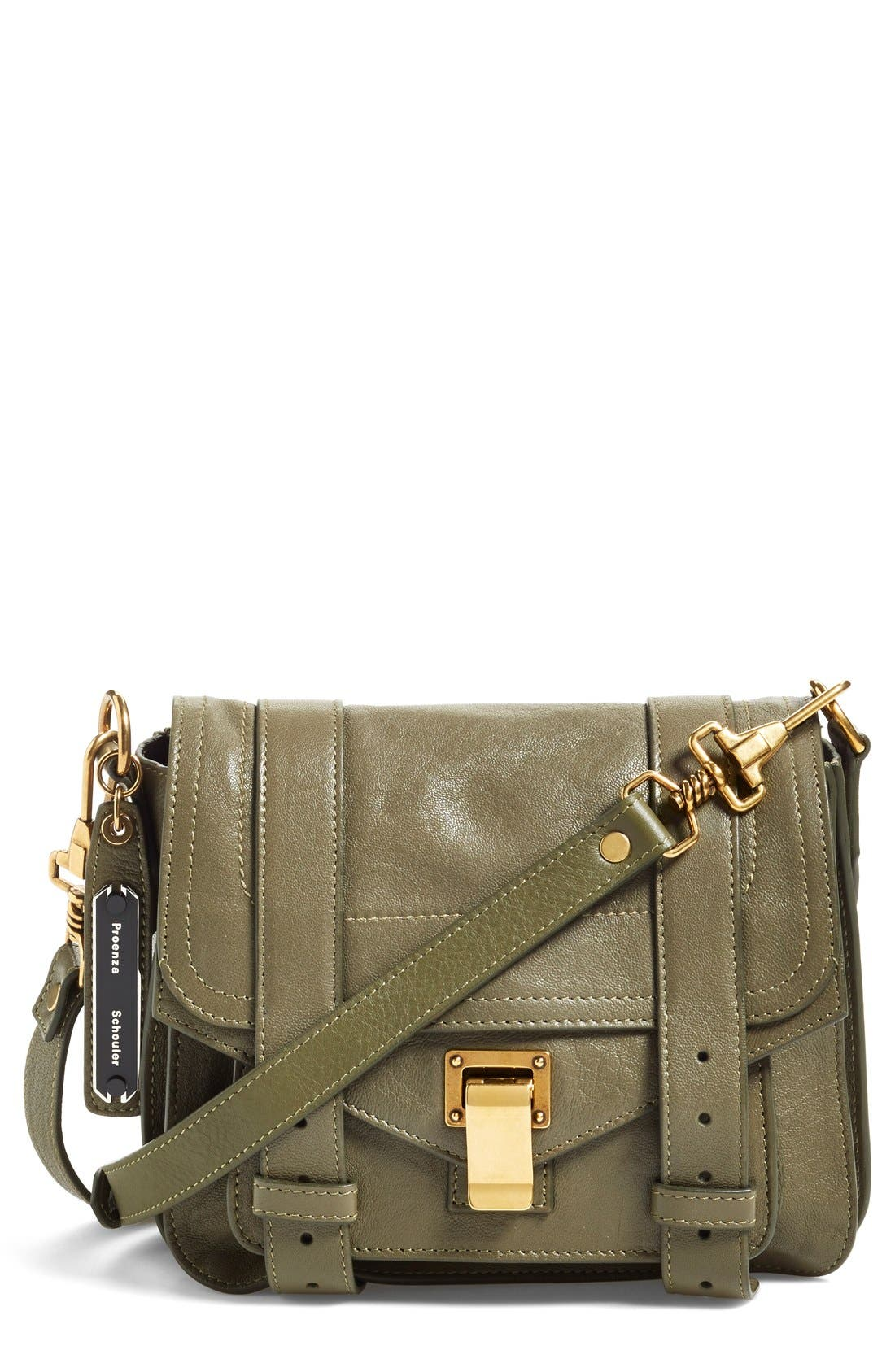 Alternate Image 1 Selected - Proenza Schouler 'PS1' Crossbody Pouch