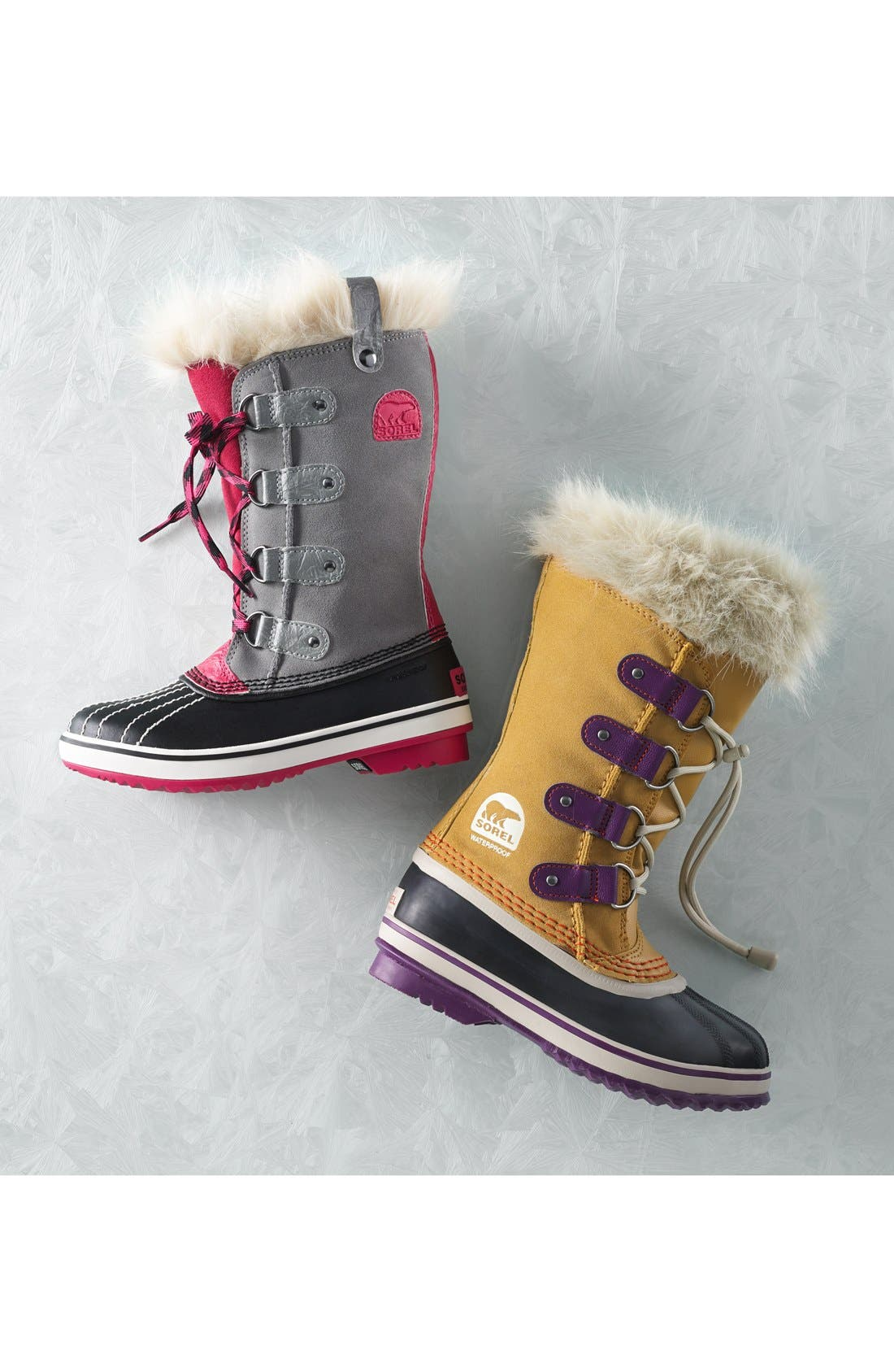 Alternate Image 5  - SOREL 'Tofino' Waterproof Snow Boot (Little Kid & Big Kid)