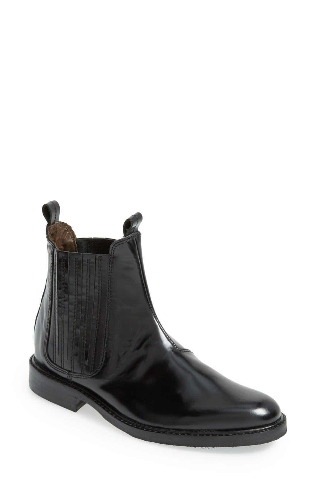 Alternate Image 1 Selected - H by Hudson 'Tafler' Leather Chelsea Boot (Women)