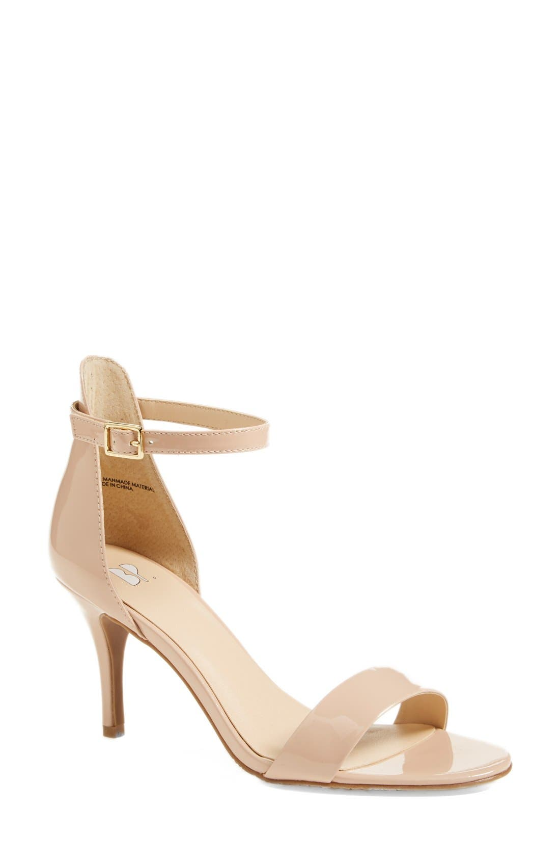 Main Image - BP. 'Luminate' Open Toe Dress Sandal (Women)