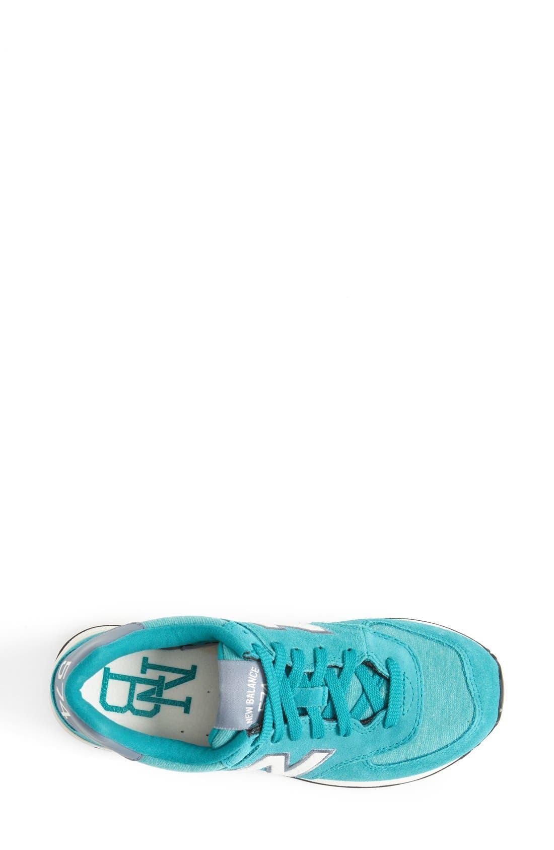 Alternate Image 3  - New Balance '574' Sneaker (Women)