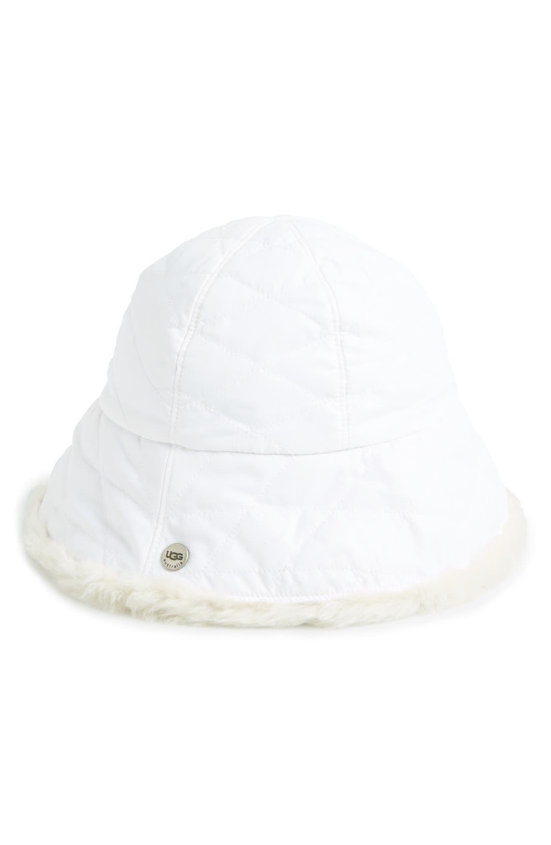 Alternate Image 1 Selected - UGG® Australia Cloche