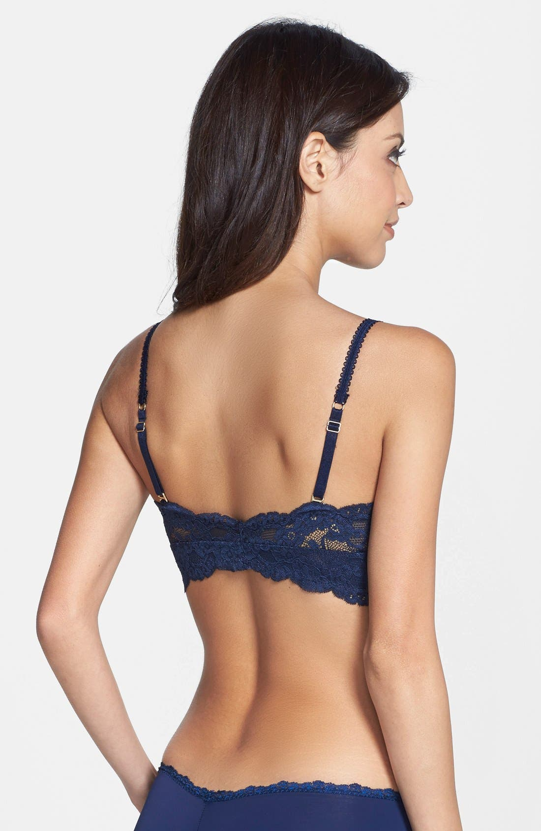 Alternate Image 2  - Les Coquines 'Jolie' Convertible Lace Bralette