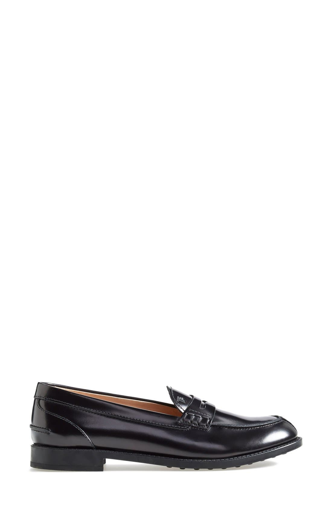 Alternate Image 4  - Tod's 'Classic' Leather Loafer (Women)