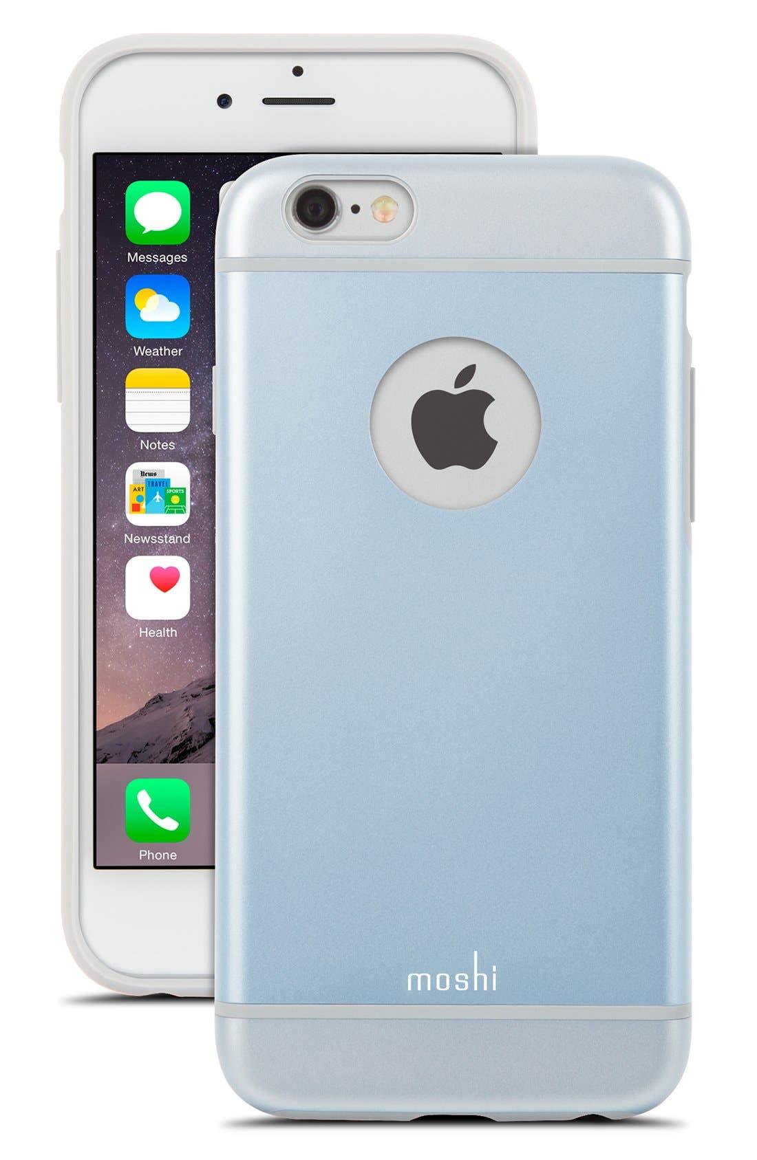 Alternate Image 4  - Moshi 'iGlaze' iPhone 6 & 6s Case