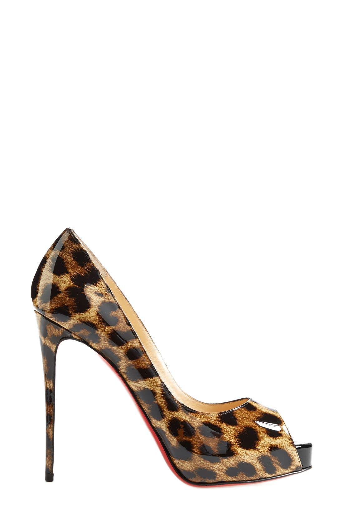 Alternate Image 4  - Christian Louboutin 'New Very Prive' Pump
