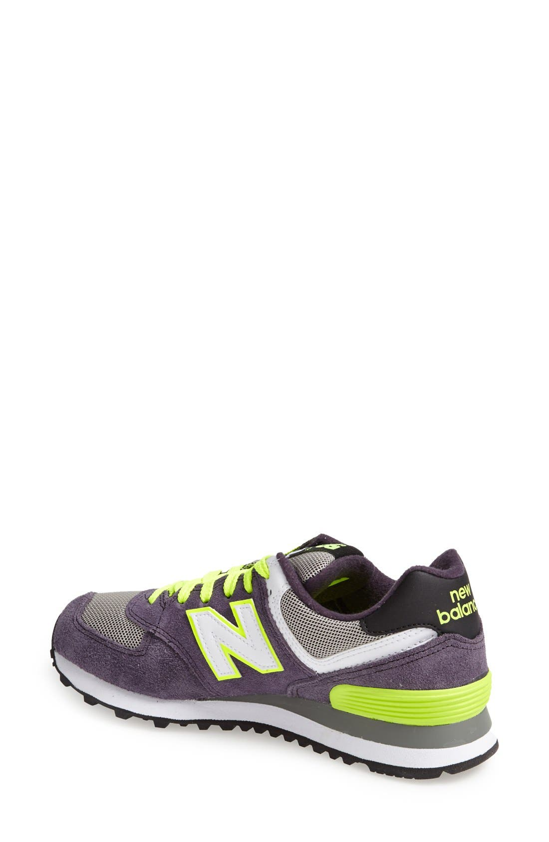 Alternate Image 2  - New Balance '574' Sneaker (Women)