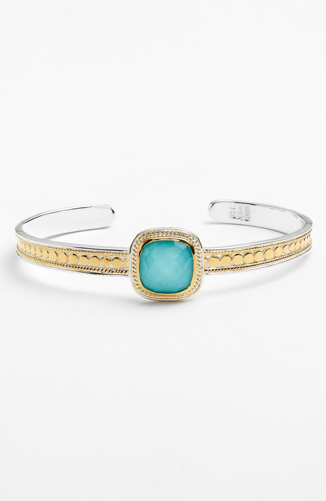 Alternate Image 1 Selected - Anna Beck 'Gili' Turquoise Skinny Cuff