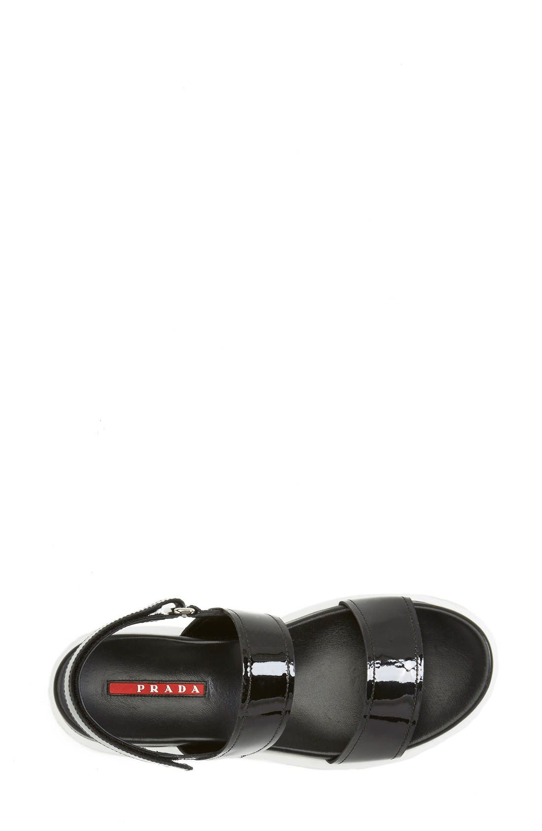 Alternate Image 3  - Prada Sport Sandal (Women)