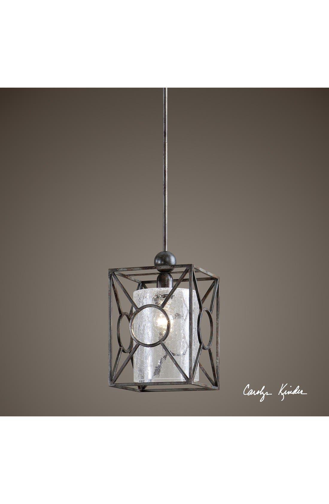 Alternate Image 2  - Uttermost 'Arbela - Mini' Pendant Light