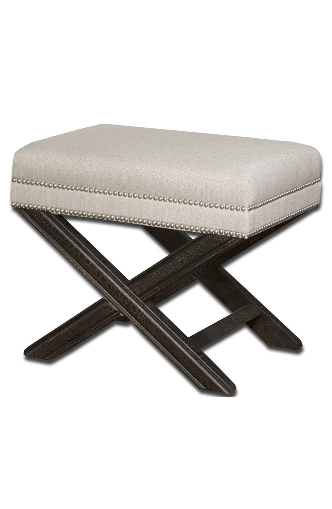 Alternate Image 1 Selected - Uttermost 'Viera' Sandy White Small Bench