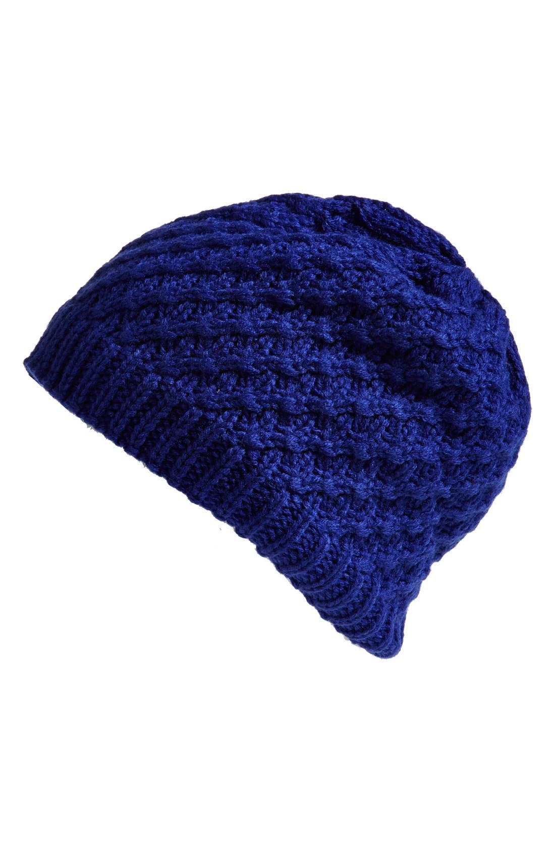 Alternate Image 1 Selected - Under Armour 'Coffee Run' Cable Knit Beanie