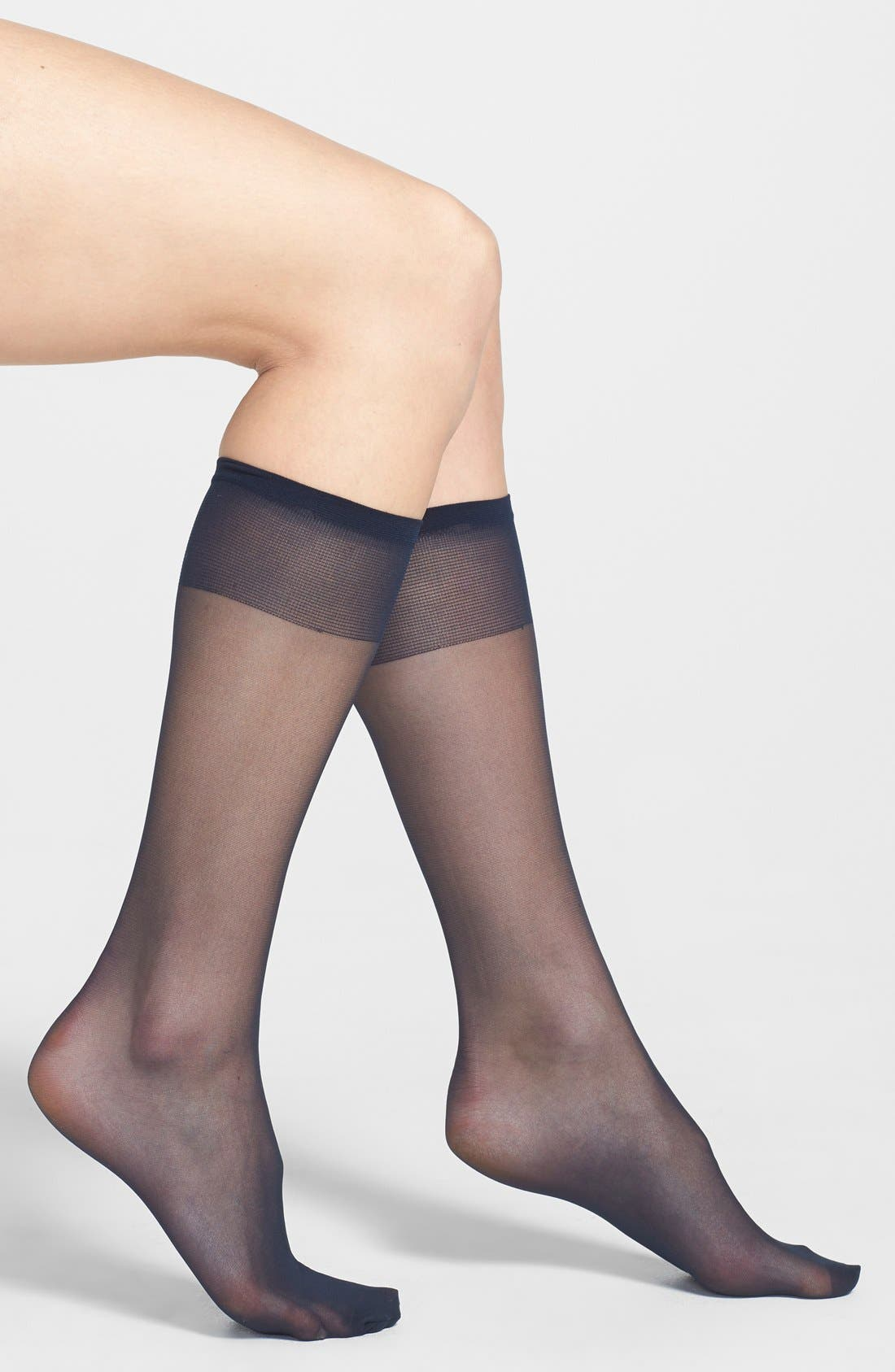 Nordstrom 3-Pack Sheer Knee Highs (3 for $36)
